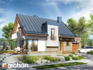Projekty nowoczesnych domów z poddaszem użytkowym