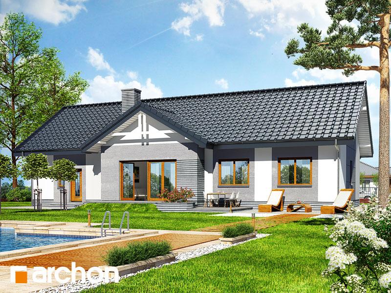 Dom w nerinach 2 (G2) - wizualizacja 2