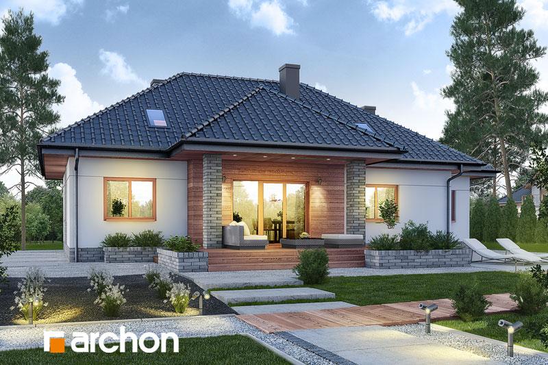 Projekty Domow Parterowych Archon