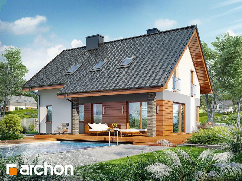 Dom w żurawkach 7 (G2) - wizualizacja 2