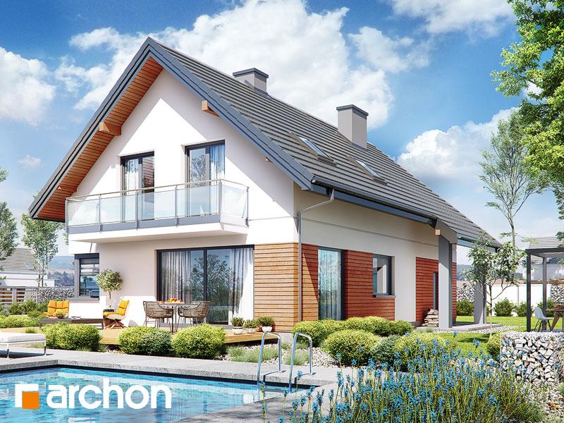 Nowoczesny Projekt Dom W Idaredach 10