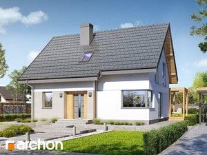Dom w zielistkach (A)