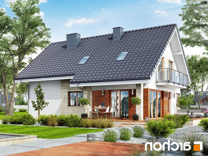 Nowoczesny Projekt Dom W Idaredach Ver 2