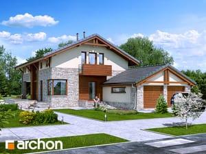 Wszystkie projekty domów nowoczesnych