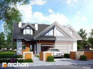 Dom w klematisach 5 (B)