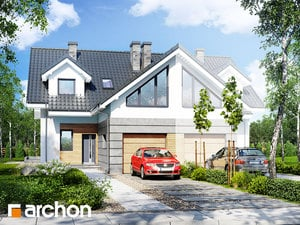 Dom w klematisach 6 (B)