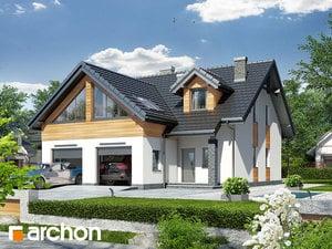Dom w klematisach 11