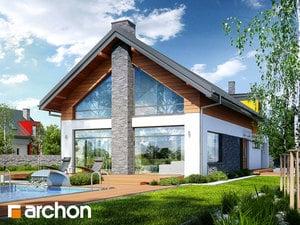 Projekty średnich domów nowoczesnych (150-200 m2)
