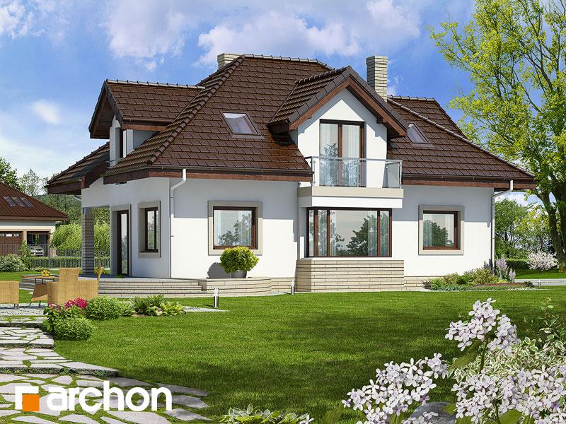 Dom w abeliach - wizualizacja 2