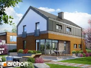 Projekty domów nowoczesnych bez garażu
