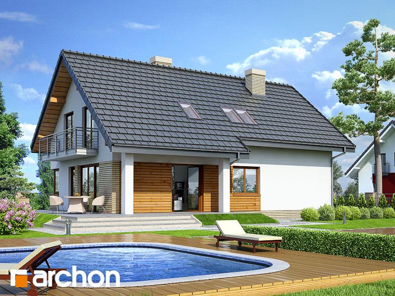 Dom w idaredach 2 - wizualizacja 2
