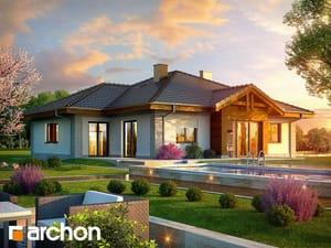 Projekty domów nowoczesnych parterowych