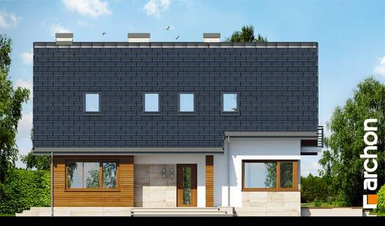 Nowoczesny Projekt Dom W Idaredach 3