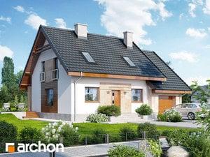 Dom w filodendronach