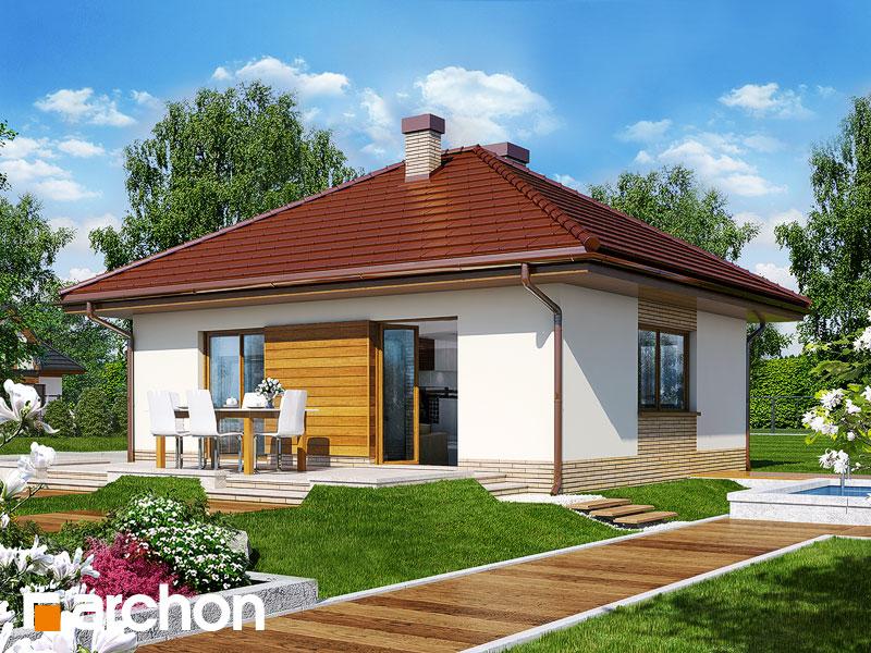 Dom w kuklikach ver.2 - wizualizacja 2