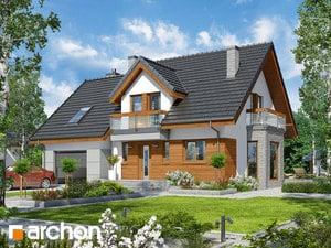 Dom w tamaryszkach 4 (N)