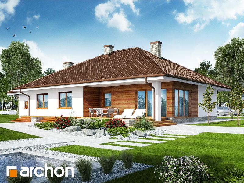 Dom w alwach 2 (G2) - wizualizacja 2