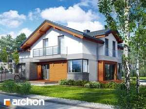 Dom w budlejach 3