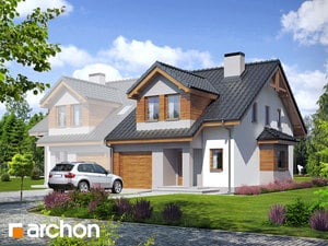Dom w klematisach 9 (B) ver.3