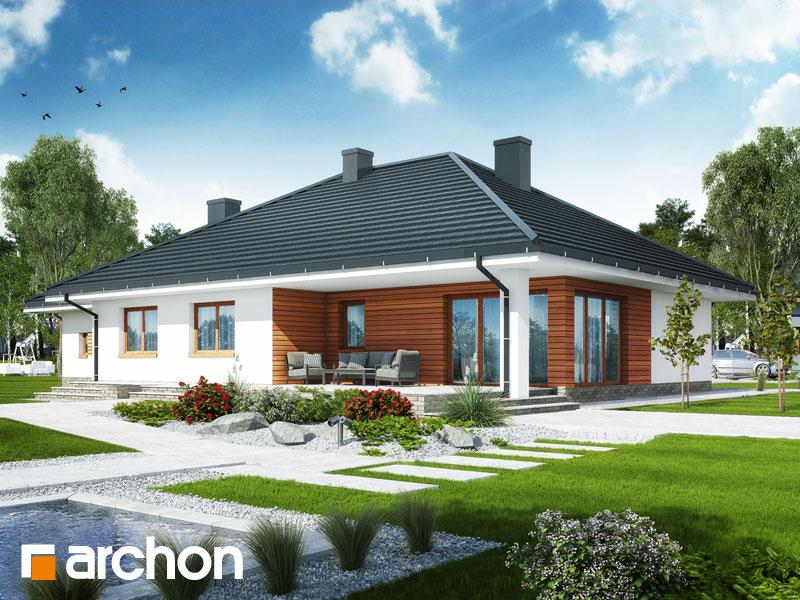 Dom w alwach 2 (G2T) - wizualizacja 2