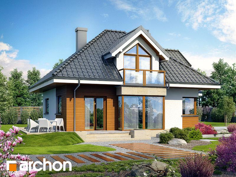 Dom w rukoli (G2NT) - wizualizacja 2