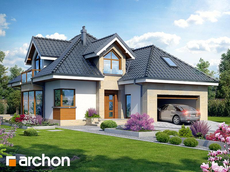 Dom w rukoli (G2NT) - wizualizacja 1
