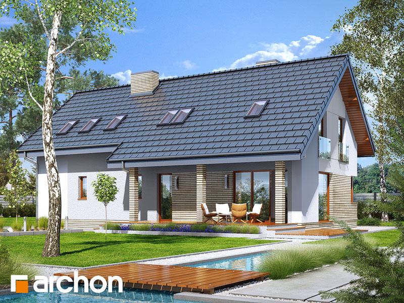 Dom w żurawkach 4 (G2) - wizualizacja 2