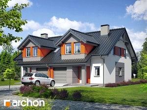 Dom w klematisach 9 (A)