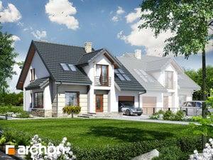 Dom w rabarbarze (B) ver.2