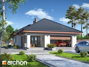 Dom w modrzewnicy (G2P)