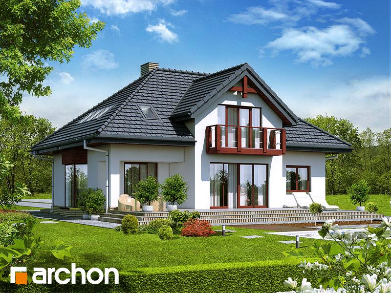 Nowoczesny Projekt Dom W Kalateach 2 Ver2
